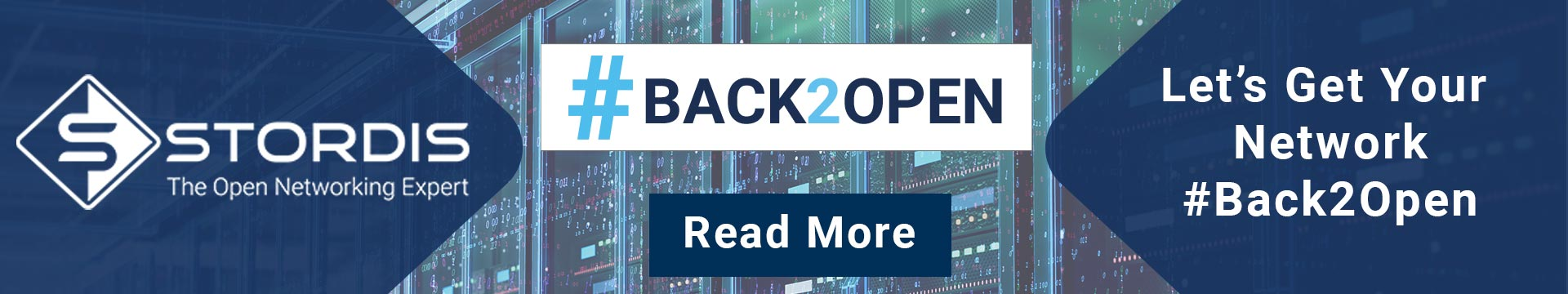 Back2Open: Let's Get Your Network #Back2Open